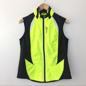 Brooks Women Nightlife Reflective Vest - Small
